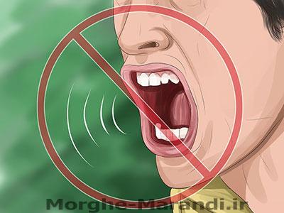 کارهایی که نباید هنگام اهلی کردن بلدرچین انجام دهید