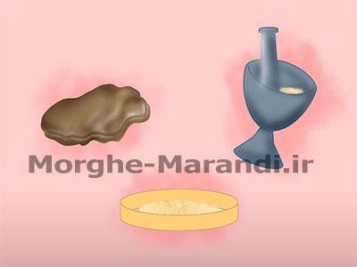 تغذیه مکمل کلسیم به مرغ